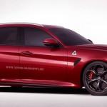 Alfa Romeo Giulia Sportwagon