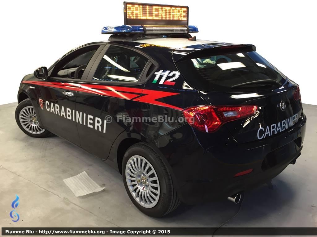 Alfa Romeo se vraća u talijansku policiju