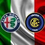 Alfa Romeo zamalo na dresovima Intera