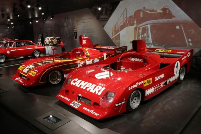 Alfa Romeo Tipo 33 TT 12