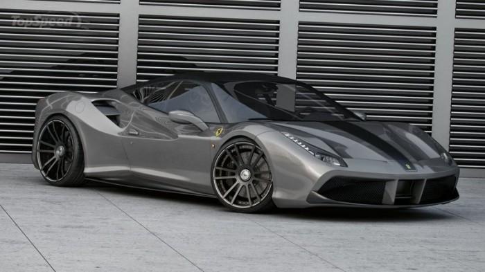 Ferrari 488 GTB Settecento-Trenta