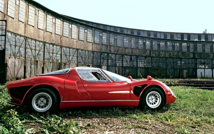 Alfa Romeo 33 Stradale - Autodelta