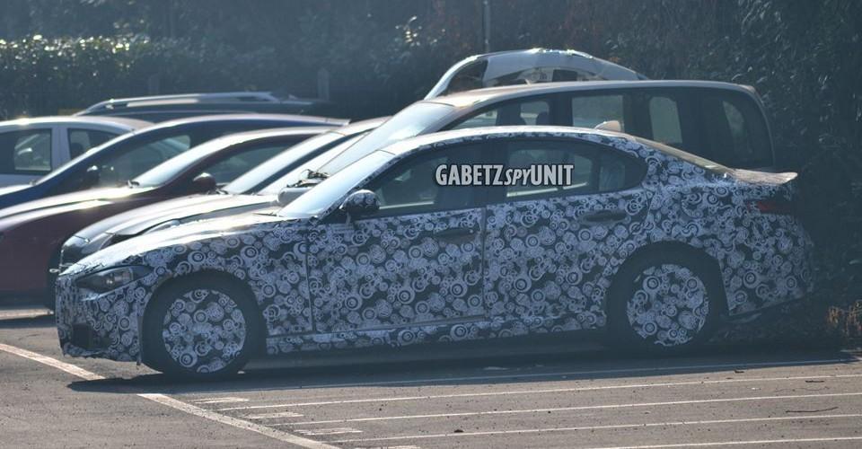 Alfa Giulia Progression