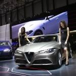 Alfa Romeo prodajna mreža