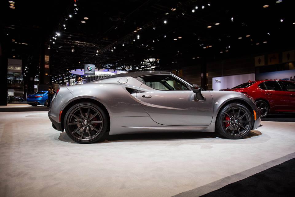 Alfa Romeo na Chicago Auto Show 2017
