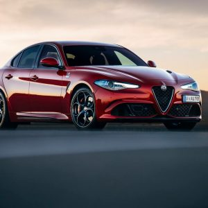 Alfa Romeo Giulia Car of the Year