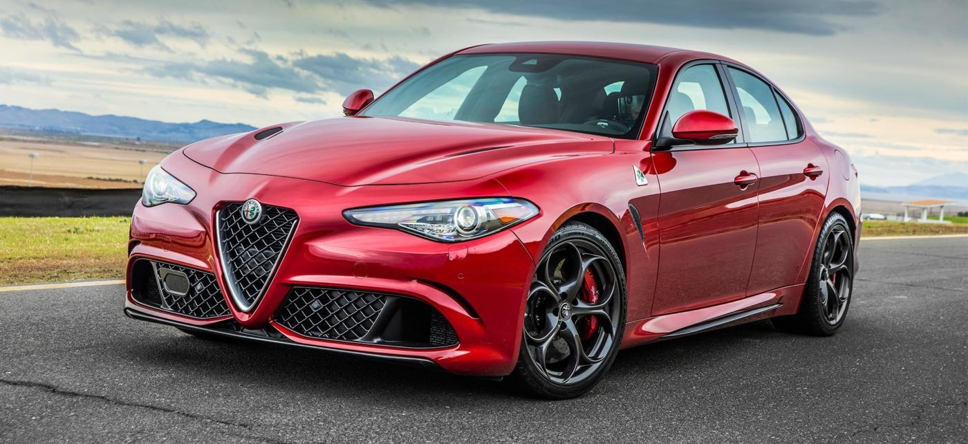 Alfa Romeo Giulia Je Best Car 2018 Prema Itateljima Auto