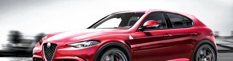 Alfa Romeo D-SUV, moguća premijera u Parizu 2016
