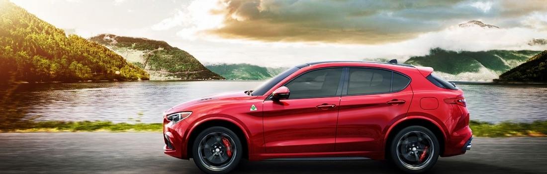 Stigao je Alfa Romeo Stelvio!