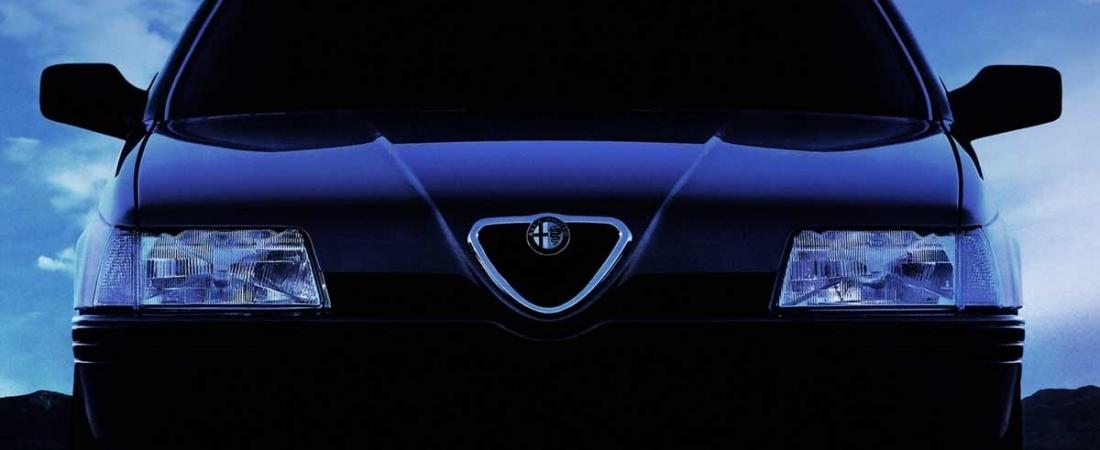 Alfa Romeo 164 2.0 Turbo (1988.)