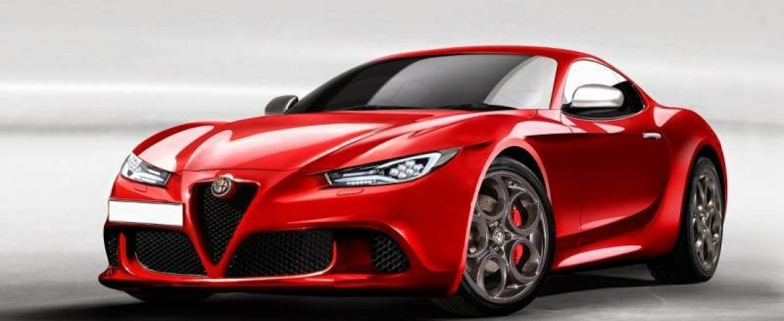 Alfa Romeo 6C: V6 s najmanje 300KS