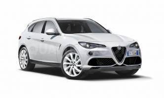 Alfa Romeo Stelvio je ime budućeg SUV-a?