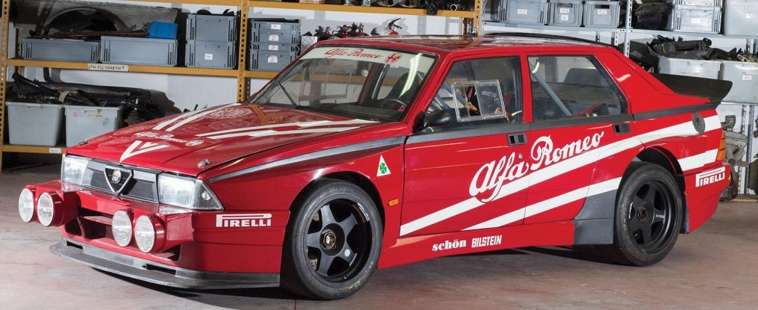 75 Turbo Evoluzione IMSA na aukciji za 130,000 dolara