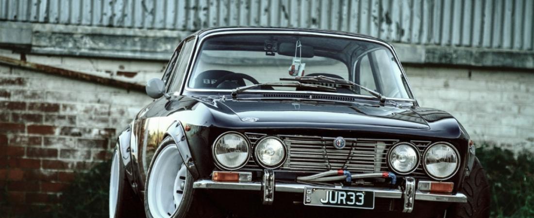 Ova Alfa Romeo 2000 GTV ima japansko srce i hrvatske rukavice