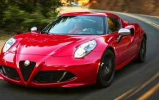 Buduća Alfa Romeo 4C Quadrifoglio Verde?
