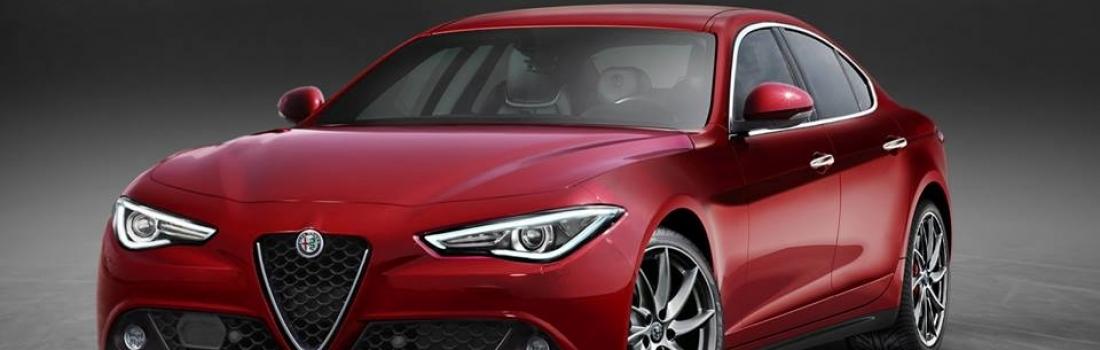 Alfa Romeo Alfetta: Novi render talijanske krstarice