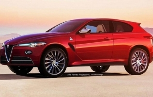 Alfa Romeo E-SUV mogao bi stići tijekom 2019. godine