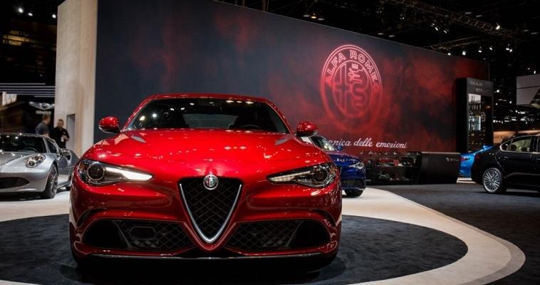 Alfa Romeo sudjeluje na Chicago Auto Show 2017