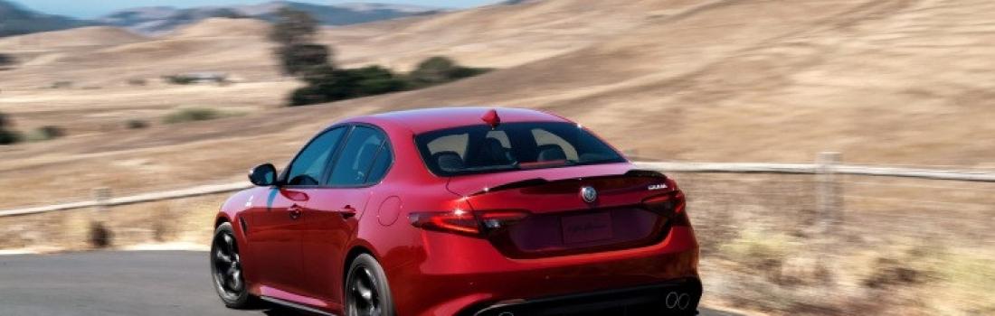 VIDEO: Prezentacija – Alfa Romeo Giulia Quadrifoglio
