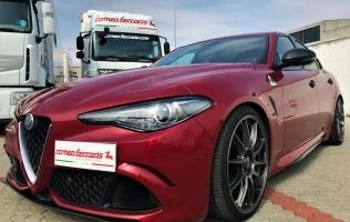 Alfa Romeo Giulia Quadrifoglio iz radionice Romeo Ferraris
