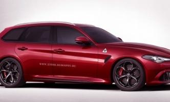 Alfa Romeo Giulia Sportwagon: Možda ipak ne