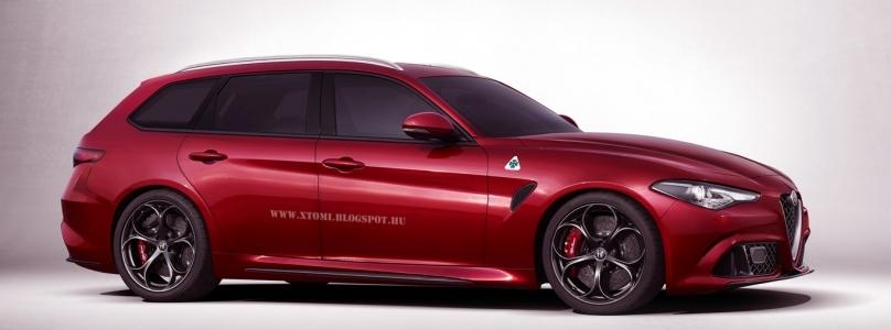Alfa Romeo Giulia Sportwagon ostaje samo želja