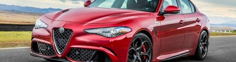 Alfa Romeo Giulia je među finalistima nagrade World Car of the Year 2018