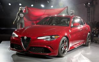 FOTO: Alfa Romeo Giulia u SAD-u: Cijena od $40,000