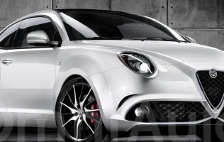 Alfa Romeo MiTo: Novi render redizajna za 2016.