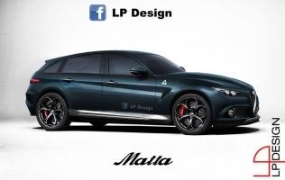 Alfa Romeo SUV: Novi render i predviđanje dolaska