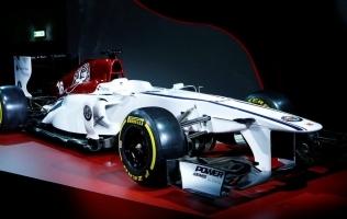 Alfa Romeo Sauber: Službeni izgled novog bolida