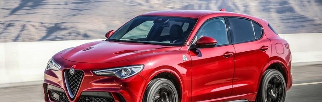 VIDEO: Sebastian Vettel vozi Alfa Romeo Stelvio Quadrifoglio