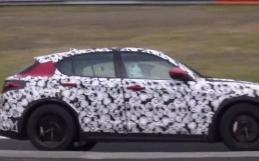 VIDEO: Alfa Romeo Stelvio Quadrifoglio na Nurburgringu