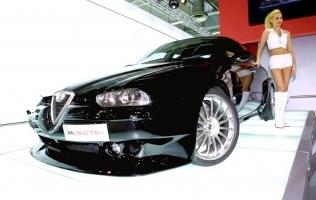 Alfa 156 GTA na steroidima