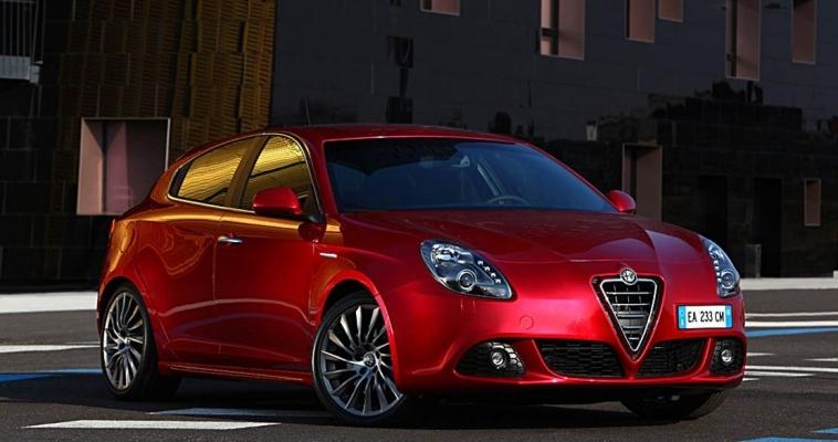Alfa Romeo: Pad prodaje u listopadu