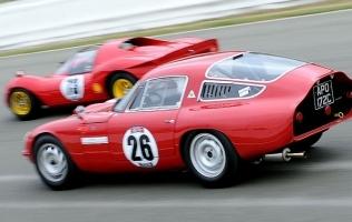 Alfa Romeo Giulia Tubolare Zagato – prvi dio