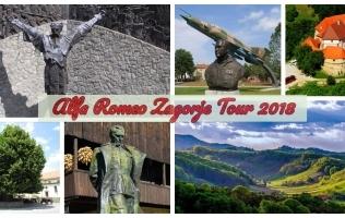 Alfa Romeo Zagorje Tour 2018