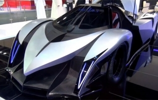 Devel Sixteen: Više od 5000KS za 560km/h