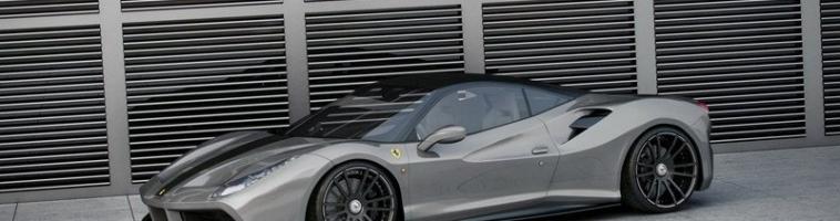 Ferrari 488 GTB Settecento-Trenta by Wheelsandmore