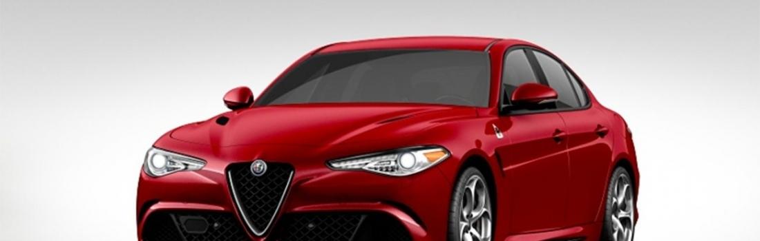 Konfiguriraj svoju Alfa Romeo Giuliu Quadrifoglio