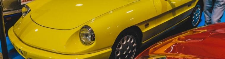 FOTO: Alfa Romeo praznik za oči u Padovi