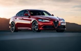 Alfa Romeo Giulia je favorit za nagradu Car of the Year