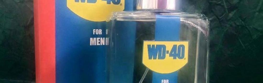 WD-40 parfem – Miris za pravog muškarca!