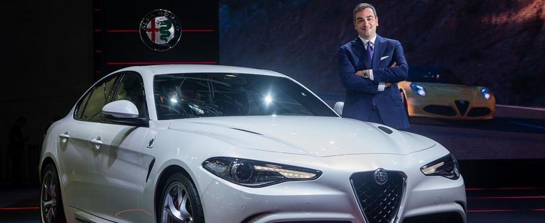 Alfa Romeo Giulia Quadrifoglio u Dubaiju