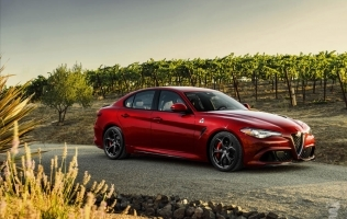 Nova Alfa Romeo Giulia: Bliži se početak proizvodnje