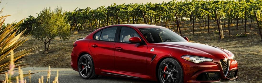 VELIKA GALERIJA: Alfa Romeo Giulia Quadrifoglio USA