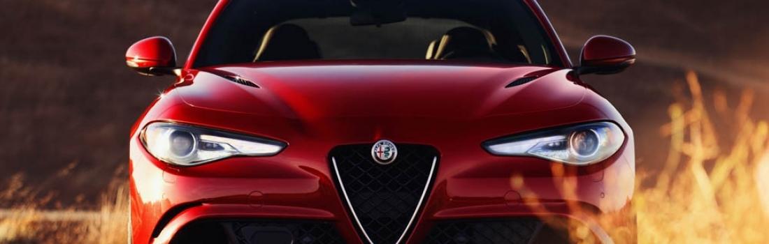 VIDEO: 3 x Alfa Romeo Giulia Quadrifoglio u gradu