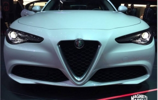 Alfa Romeo Giulia izabrana kao najbolja u Ženevi