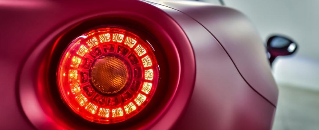 Jedinstvena Alfa Romeo 4C La Furiosa