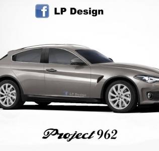 Alfa Romeo C-SUV Crossover koncept